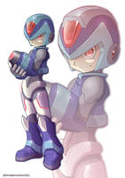 Copy X (UMX version) by ultimatemaverickx