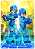 Blue Bombers by ultimatemaverickx