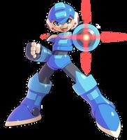 Commission: Megaman Neo by ultimatemaverickx