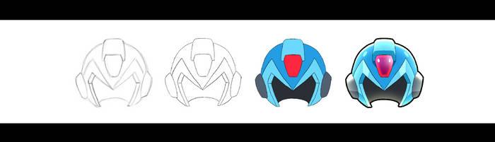 X Helmet by ultimatemaverickx