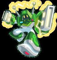 Commission: Data Man by ultimatemaverickx