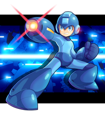 Blue Bomber by ultimatemaverickx