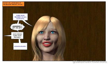 Digital Dollhouse 11-19 by T-Sunstrider