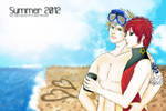 Summer 2012 by DEATHinMIND