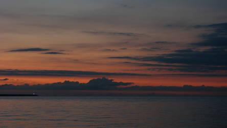 Sunset Jurmala 18.08.2018 by radiolov