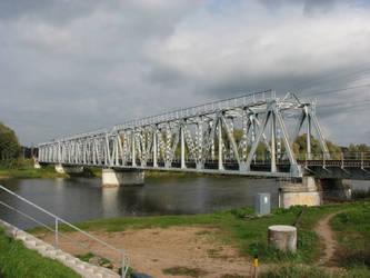Carnikava Bridge 09.2016 by radiolov