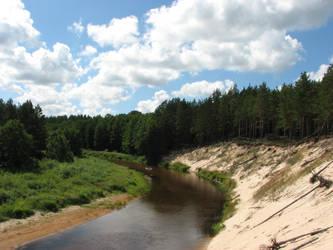Irbe River-05 by radiolov