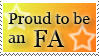 Proud To be an FA by Bountiful