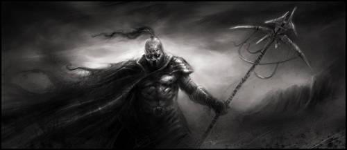 shaman by czarnystefan