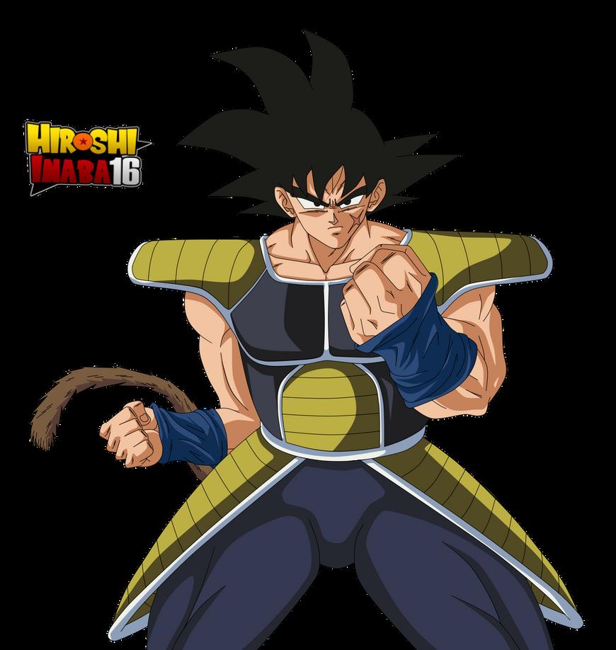 Dragon Ball Super Manga 8: Bardock (Minus/Movie) By HiroshiIanabaModder On DeviantArt