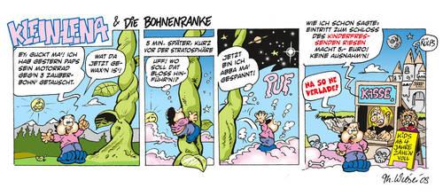 Klein-Lena und die Bohnenranke by totti72