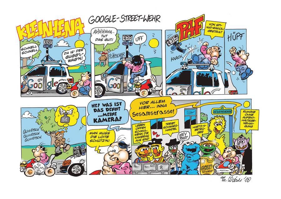 Klein-Lena Google by totti72