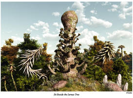 Sit Beside the Iarnac Tree by FCLittle