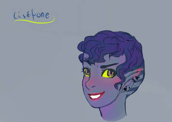 Lisefone by PixieBrush