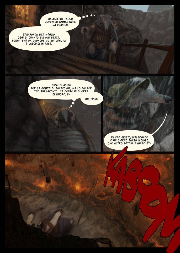 In morte d'un Condottiero PAGE 8 by DottorFile