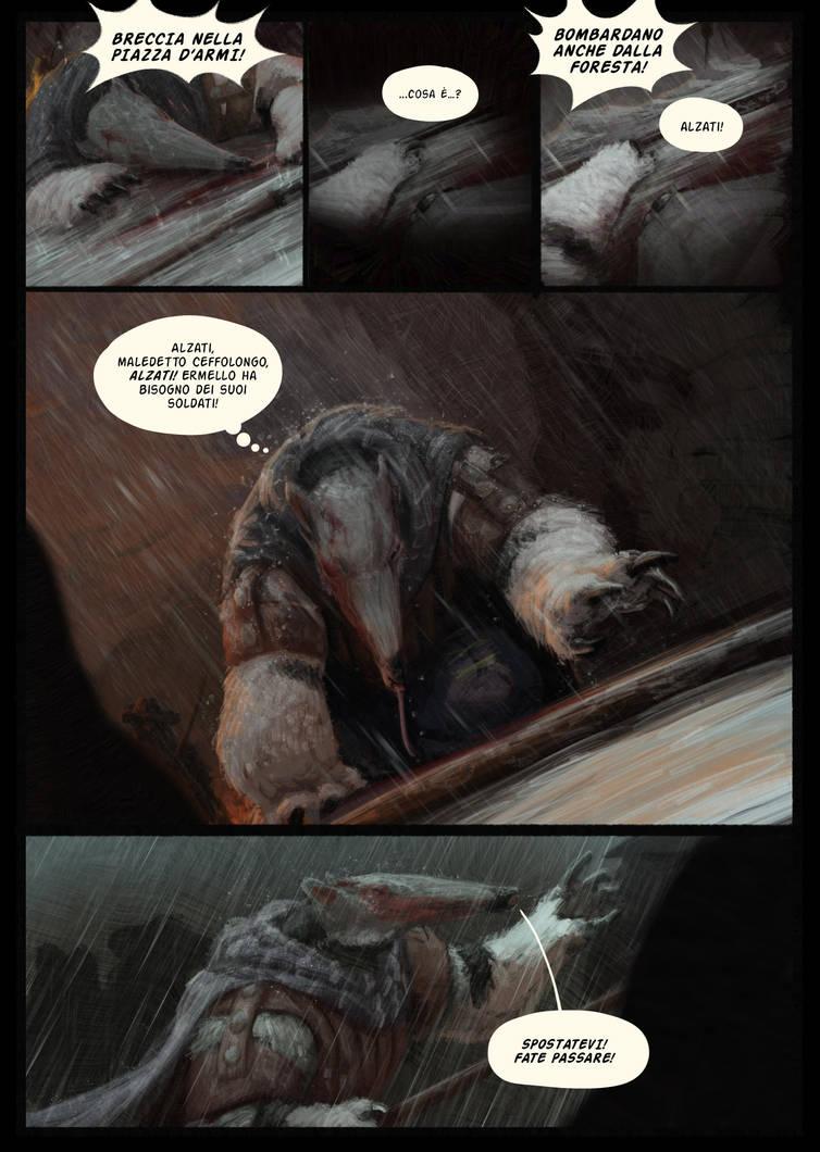 In morte d'un Condottiero PAGE 9 by DottorFile