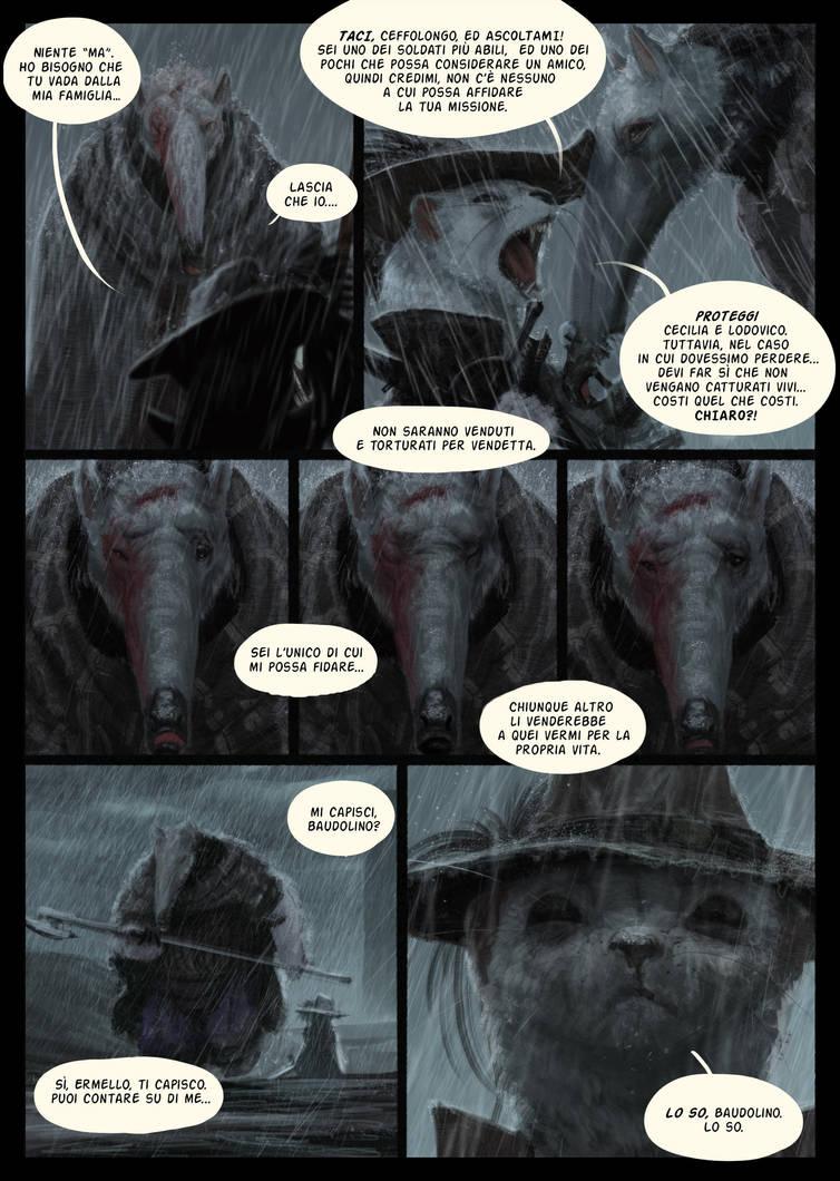 In morte d'un Condottiero PAGE 11 by DottorFile