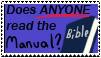 Manual Stamp by Yanimae