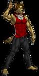 Hunter Fang by RocketLombax