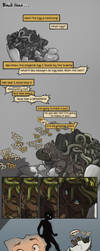 Origin Story Series - Asdis by RenrookART