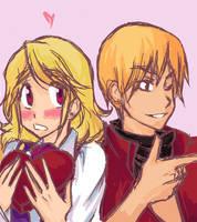 Happy V-day 8D by Rokuri