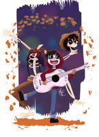 My proud corazon by CheshireClown