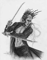 Thranduil - The Hobbit ( Lee Pace ) by ShonnaWhite
