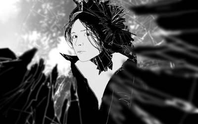 Mother Death -  Wallpaper by DieZori