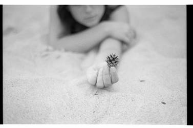 White sea by DieZori