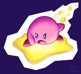 Kirby - Commission by Masae