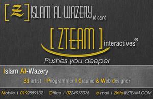 old id card by Al-Wazery