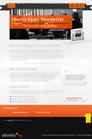A newsletter html page by Al-Wazery