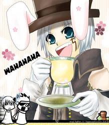 D. Grayman - Mad Hatter by happygoluckyy