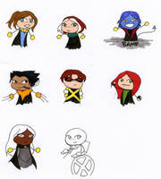 X-Blobs by Commander-BOTTO