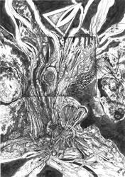 Mimetic Tree by PeterZigga