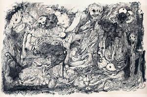 Feast IV by PeterZigga