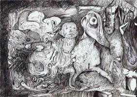 Hidden Sacrifice by PeterZigga
