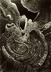 Dark Form by PeterZigga