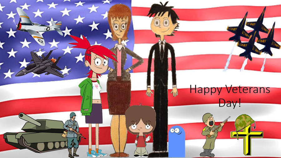 Veterans Day Greetings from Mac and his Family by richardchibbard