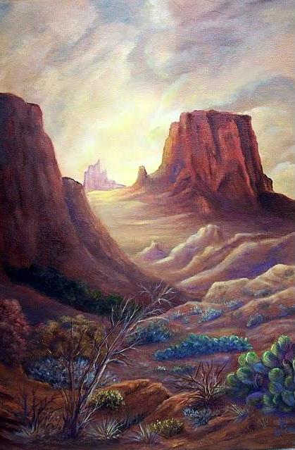 Desert Monarchs by grimmsguild