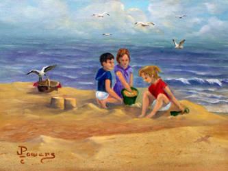 Lets build Sandcastles by grimmsguild