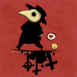 Plague Doctor III by FrankiesBugs
