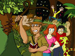 Welcome to the Jungle by TheOnlyWarman