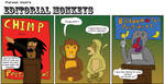 Editorial Monkeys 3 by TheOnlyWarman