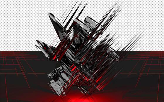 Spiky Bot by coolbits1