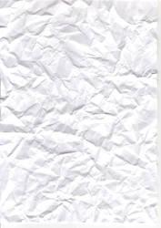 Crumpled Paper by iruhdam