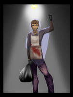 Dexter Morgan by hnhol
