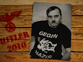 Hitler 2010 by fexes