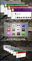 My Windows 7 by savouryspacemonkey