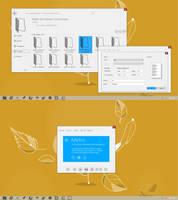 Windows 8 Metro by savouryspacemonkey
